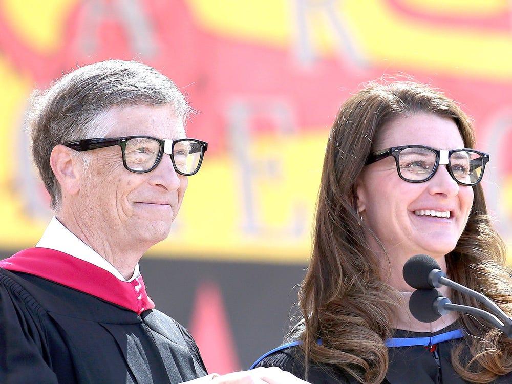 Bill Gates và vợ ly hôn sau 27 năm chung sống