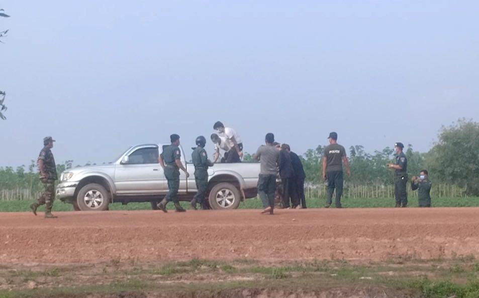 Đồn biên phòng Ninh Điền kịp thời phát hiện, ngăn chặn và đẩy đuổi nhóm người Trung Quốc về bên kia biên giới…