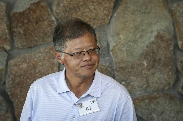 Ông Jerry Yang, đồng sáng lập và cựu giám đốc điều hành Yahoo, là một trong những người ủng hộ quỹ TAFF mới thành lập nhằm chống lại sự phân biệt đối xử với người Mỹ gốc Á - Ảnh: AFP
