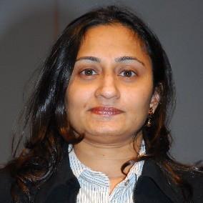 Bà Sonal Shah, chủ tịch quỹ TAAF - Ảnh: capgemini.com