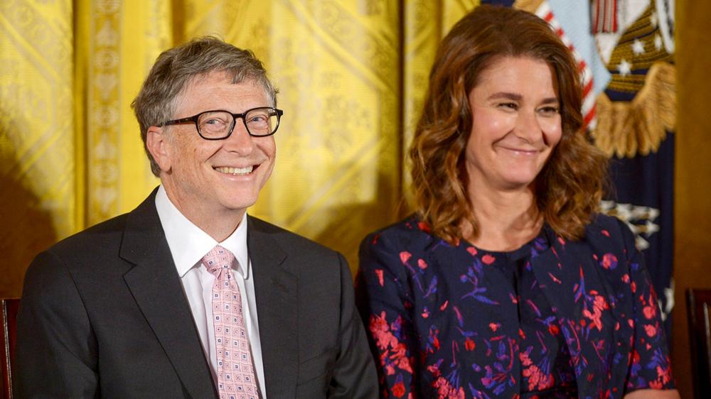 Ngày 3/5, Bill và Melinda Gates thông báo họ sẽ ly hôn sau 27 năm chung sống - Ảnh: WireImage