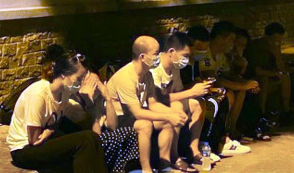 Nhóm người Trung Quốc nhập cảnh trái phép bị bắt tại TP.HCM