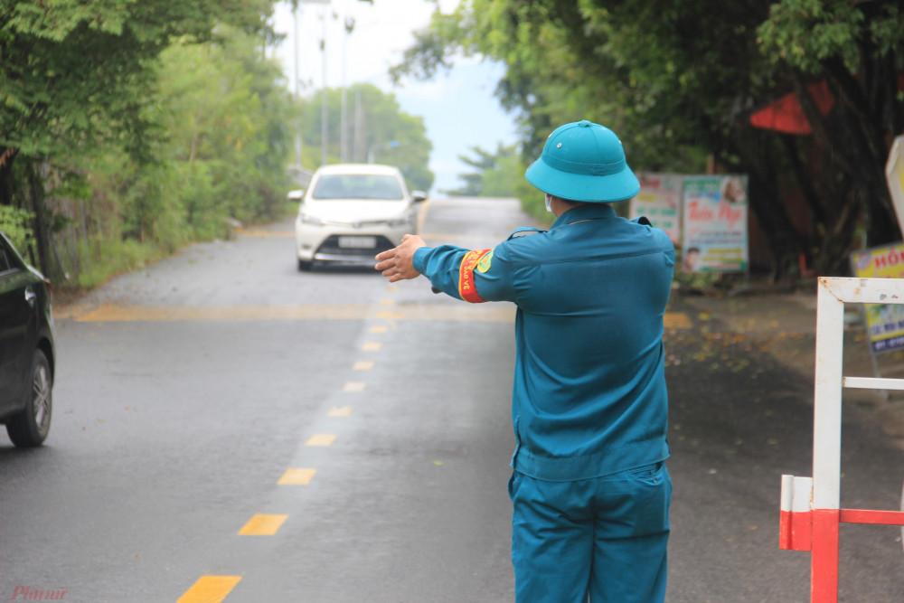 Đà Nẵng tăng cường kiểm soát chặt chẽ người nhập cảnh