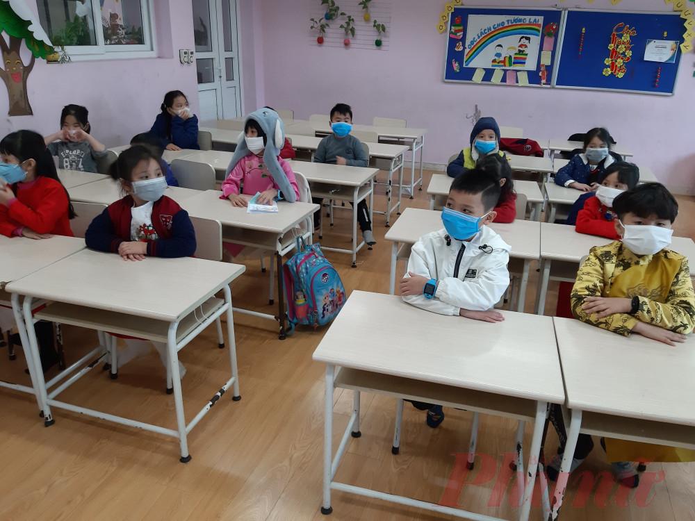 Nhiều tỉnh chủ động cho học sinh tạm dừng đến trường
