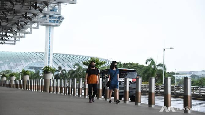 Singapore áp dụng cách ly tập trung 21 ngày đối với các du khách.