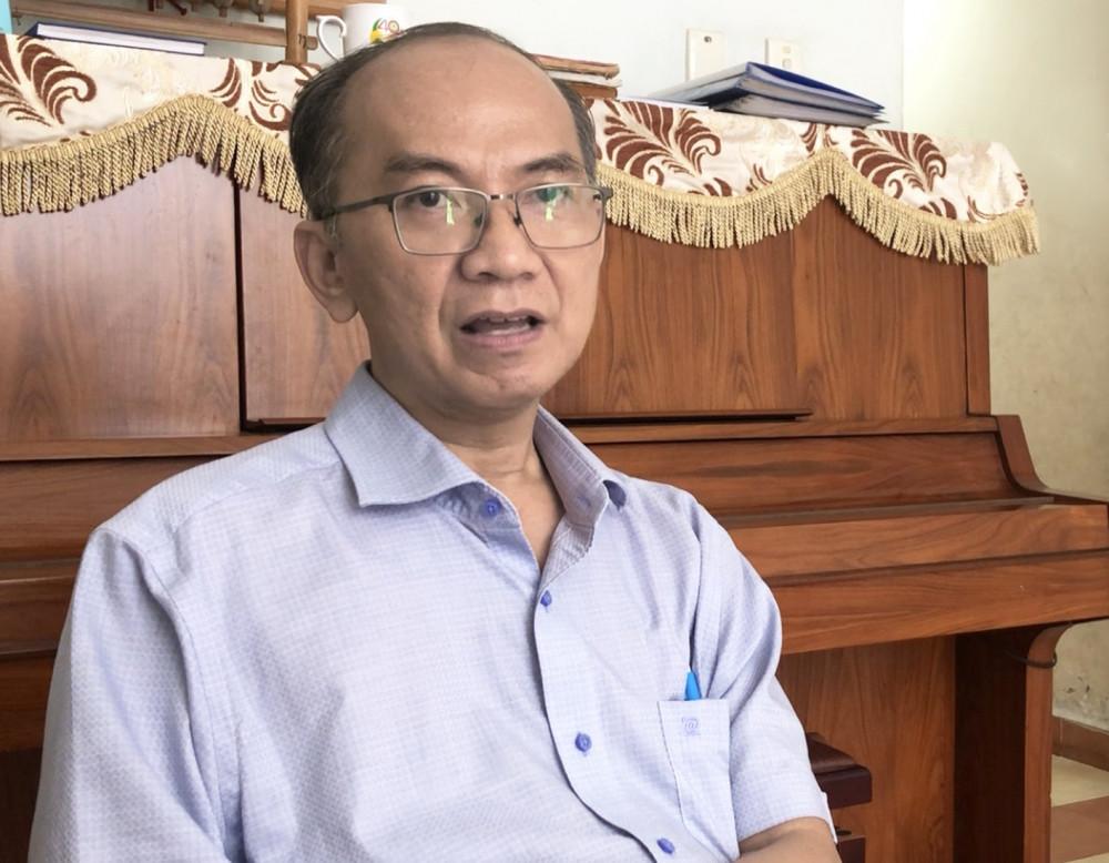 phó giáo sư, tiến sĩ, bác sĩ Bùi Quang Vinh