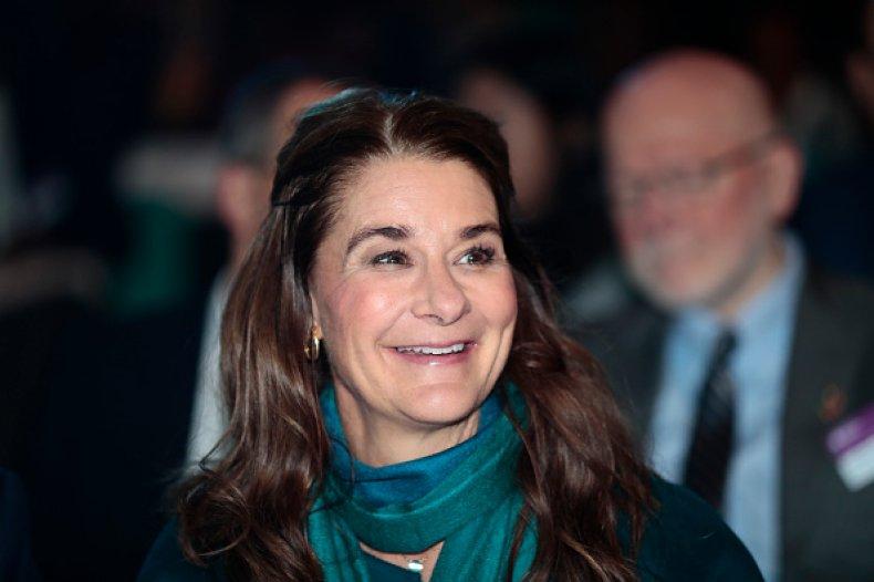 Melinda Gates tham dự hội nghị quốc tế về sức khỏe ở các nước đang phát triển ở Oslo, Na Uy (2018) - Ảnh: Newsweek/Getty Images