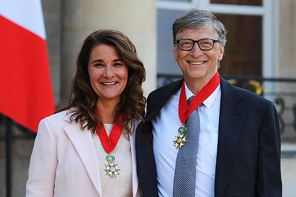 Hồ sơ ly hôn của Melinda Gates bao gồm một lệnh ngăn Bill Gates và bản thân bà chuyển nhượng tài sản cũng như thay đổi các hợp đồng bảo hiểm - Ảnh: Newsweek/Getty Images