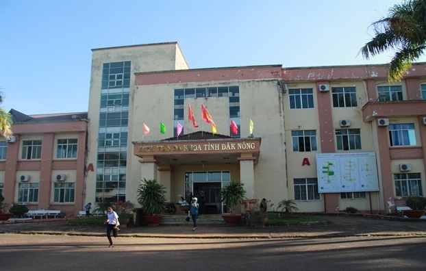 Bà Hành ký quyết định điều động Giám đốc Bệnh viện Đa khoa tỉnh Đắk Nông không đúng quy định