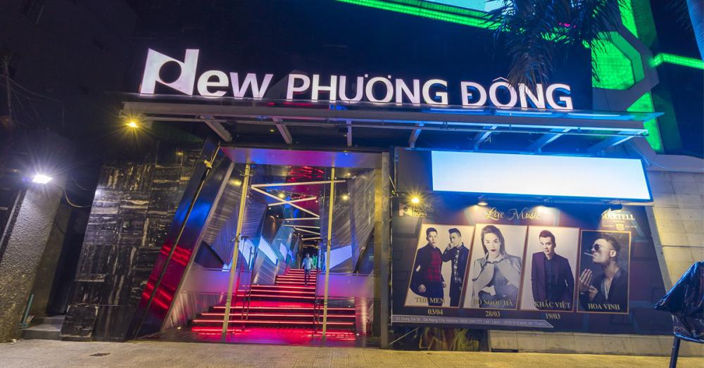 New Phương Đông là vũ trường lớn nhất Đà Nẵng