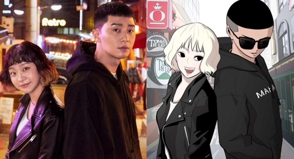 Phim Tầng lớp Itaewon mở màn cho cơn sốt dòng phim truyền hình Hàn chuyển thể từ webtoon đầu năm 2020.