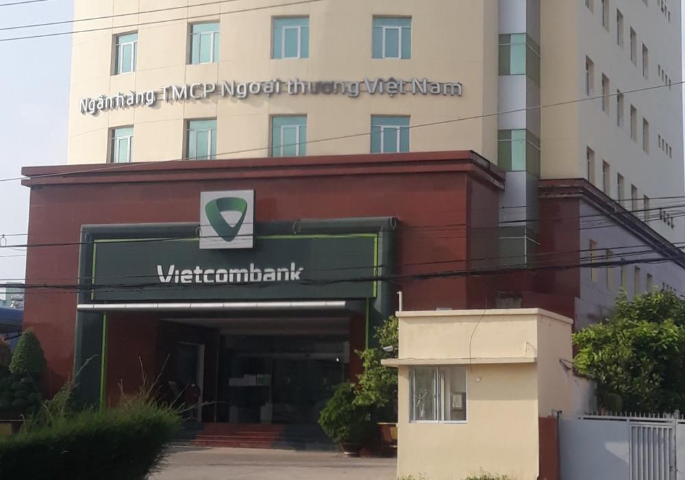 Vietcombank Tây Đô