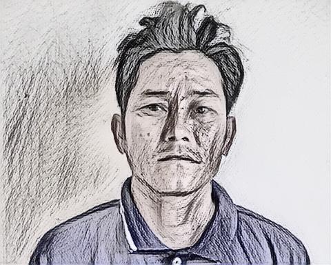 Bị cáo Võ Văn Sáu