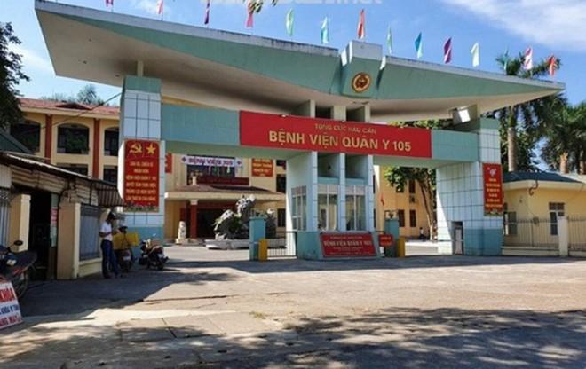 BV Quân Y 105 (Sơn Tây, Hà Nội)