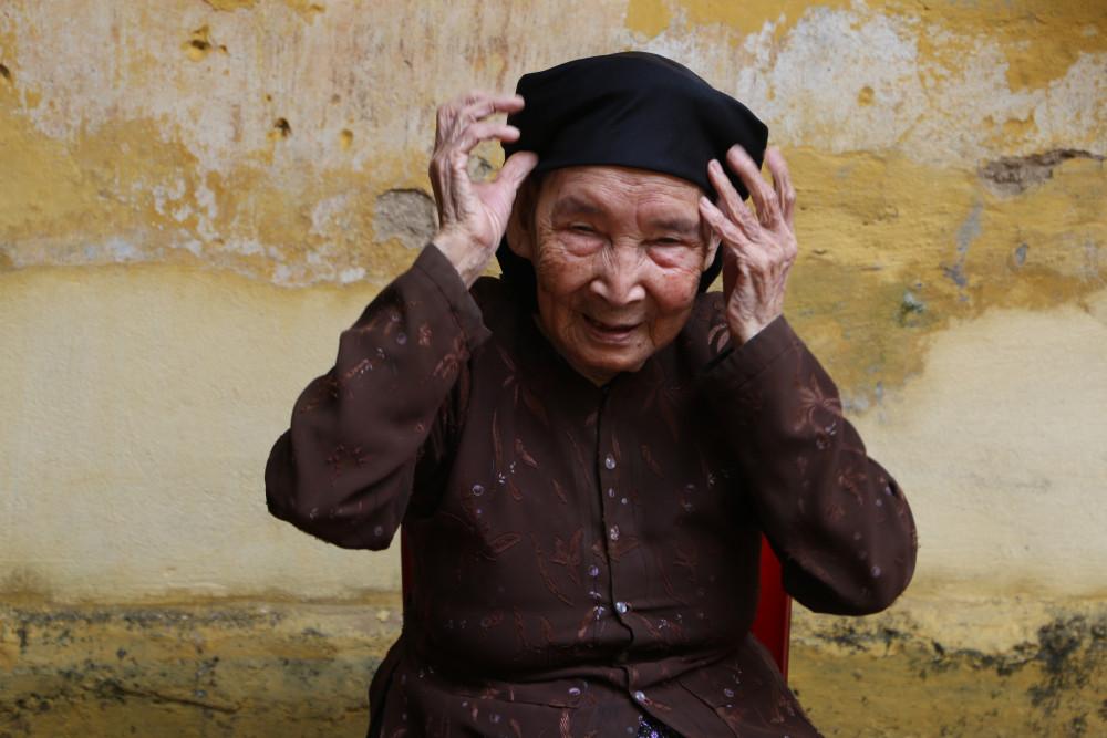 Nghệ nhân nhân dân Trần Thị Phụng - báu vật của quan họ Bắc Ninh