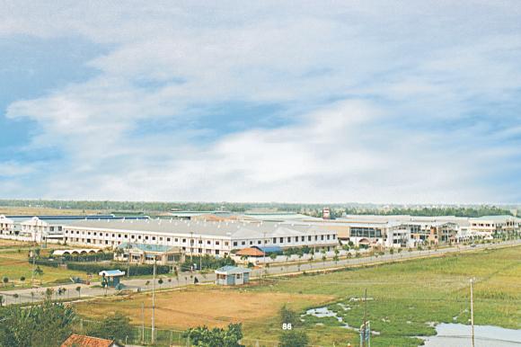 Khu công nghiệp Vĩnh Lộc được thành lập từ năm 1997 đến nay vẫn chưa thực hiện xong công tác giải phóng mặt bằng