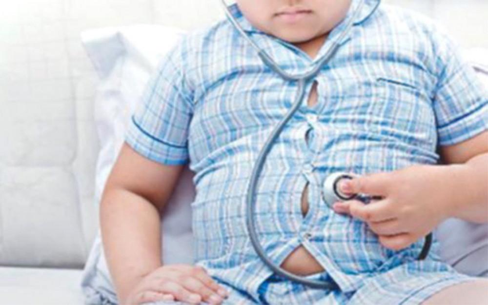 Trẻ thừa cân, béo phì dẫn tới các rối loạn chuyển hóa, kéo theo nhiều bệnh tật ảnh hưởng tới chất lượng sống