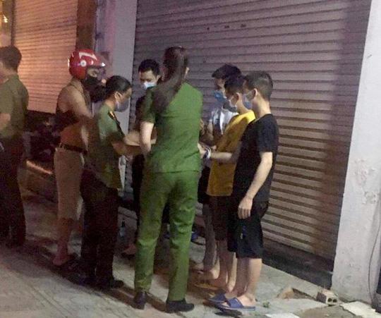 Công an phát hiện 1 nhóm người nước ngoài nhập cảnh trái phép vào Việt Nam