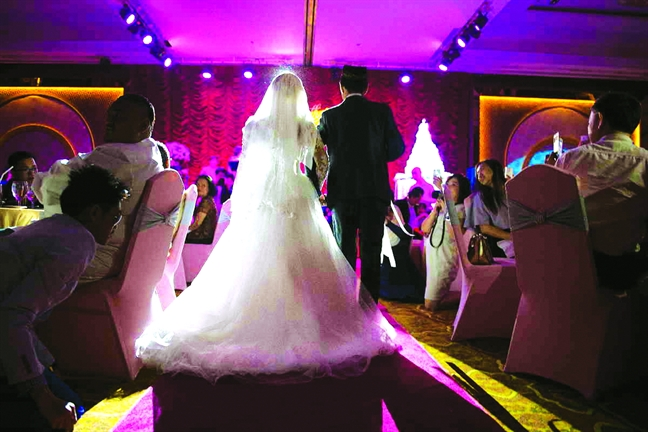 Tiệc cưới
