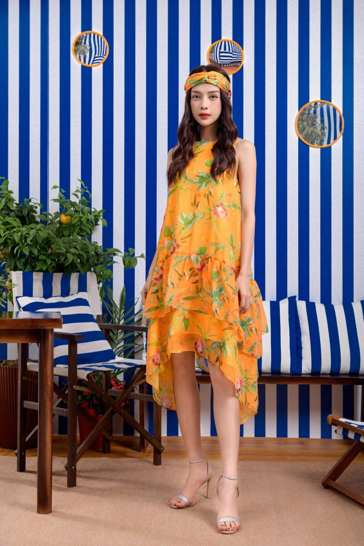 Đầm suông chưa bao giờ là thứ lỗi mốt đối với thời trang mùa hè