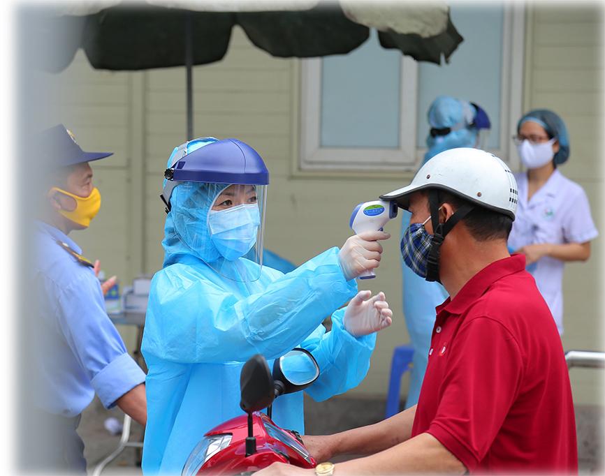 Bộ Y tế yêu cầu các bệnh viện tăng cường phòng chống COVID-19 trong tình hình phức tạp
