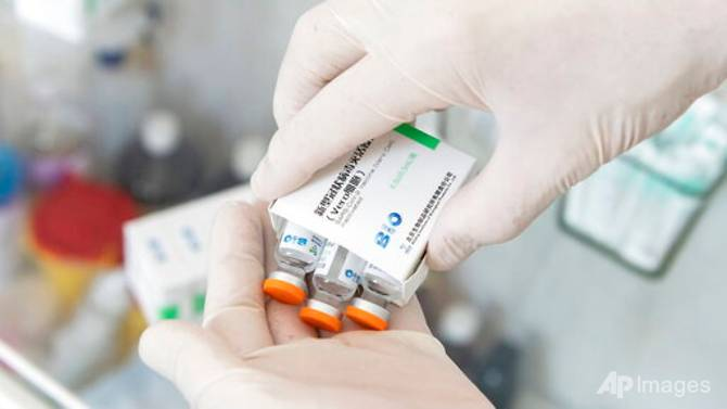 WHO phê duyệt vắc-xin Sinopharm của Trung Quốc.