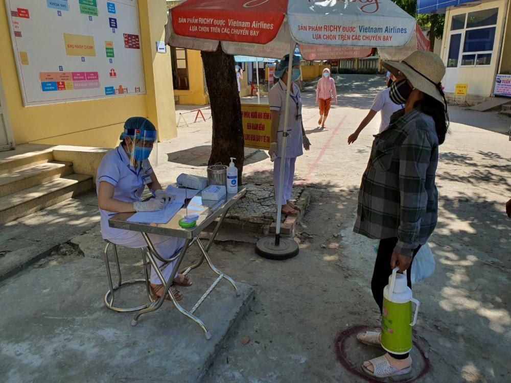 Kiểm tra Y tế chặt chẽ người đến Thừa Thiên  - Huế