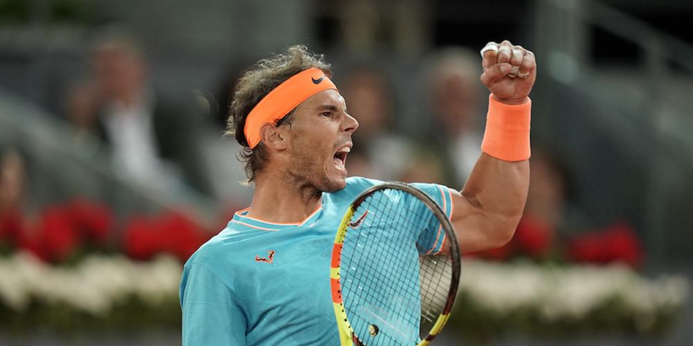 Phong độ thi đấu của Nadal bị ảnh hưởng sau cú sốc ly hôn của cha mẹ mình