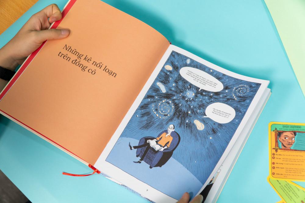 Tác giả Yuval Noah Harari cho rằng việc để nhiều độc giả tiếp cận cuốn sách này là điều cần thiết