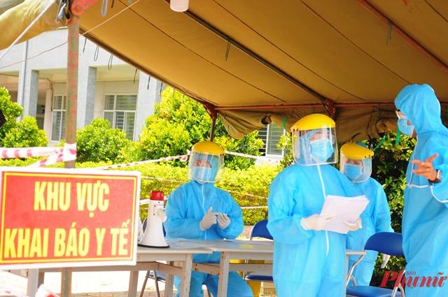 Tỉnh Khánh Hoà khẩn trương truy vết F1, F2 của bệnh nhân 3141
