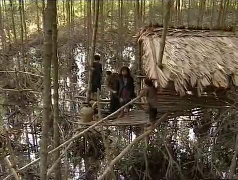 Ngôi nhà của Võ Tòng trong phim Đất phương Nam