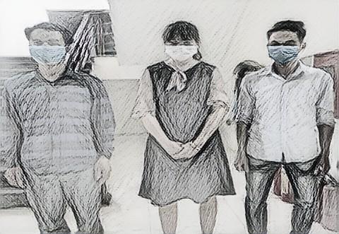 """Bắt giam 3 bị can tổ chức cho nhóm người Trung Quốc nhập cảnh """"chui"""""""