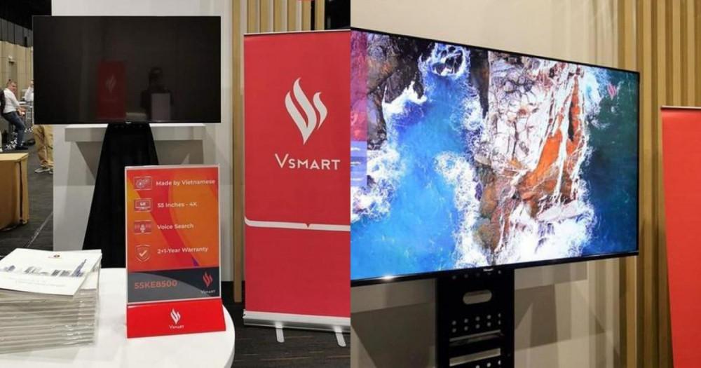 Ngày 9/5, Tập đoàn Vingroup chính thức công bố VinSmart sẽ dừng việc nghiên cứu, sản xuất tivi và điện thoại di động.