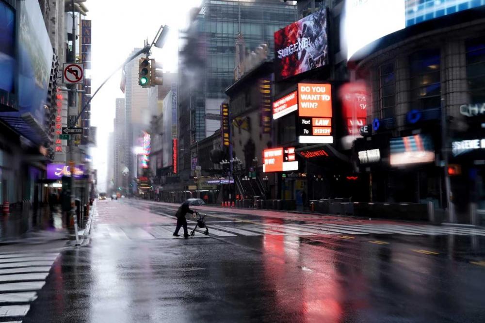 Có bằng chứng cho thấy dân cư các thành phố ở Mỹ có thể tăng trở lại - Ảnh: Reuters