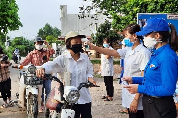 Bắc Giang ghi nhận thêm 3 ca dương tính mới trong ngày (ảnh minh họa)