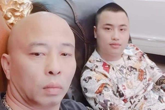Bùi Mạnh Tiến, tức Tiến trắng, con nuôi của Đường Nhuệ, bị Công an tỉnh Thái Bình khởi tố về tội cưỡng đoạt tài sản.