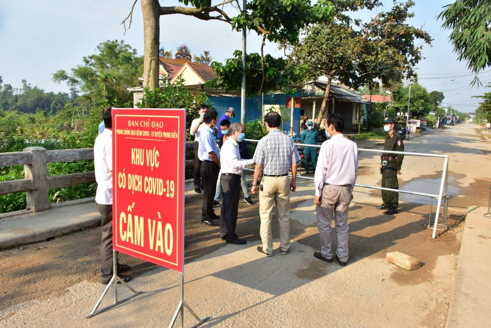Thừa Thiên Huế, áp dụng thu phí đối với công dân đến Huế từ vùng có dịch