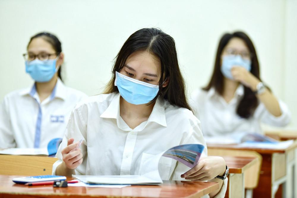 Cả nước có 791.983 thí sinh đăng ký xét tuyển đại học, cao đẳng