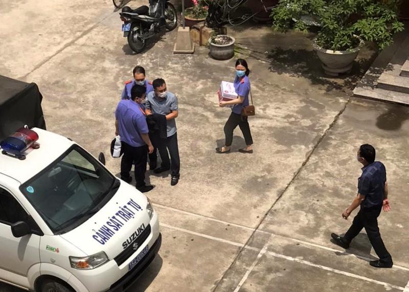 3 cán bộ công an quận Đồ Sơn bị khởi tố