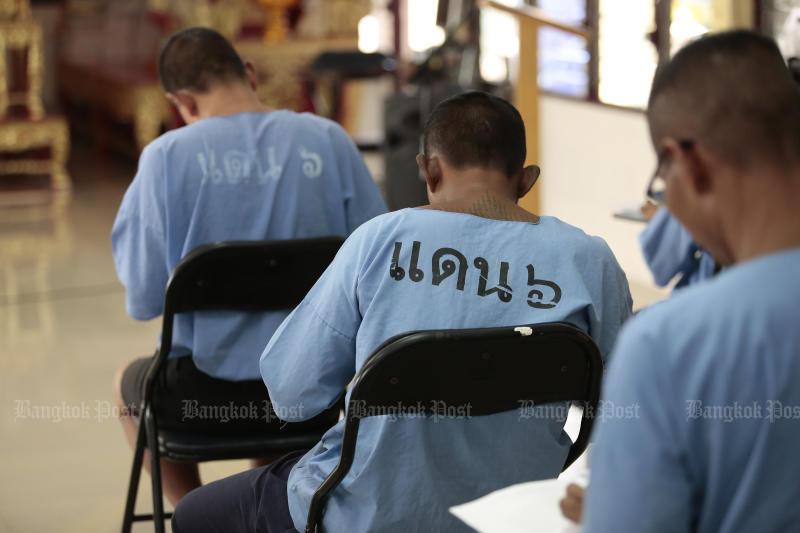 Hàng ngàn tù nhân ở hại nhà tù của Thái Lan dương tính COVID-19.