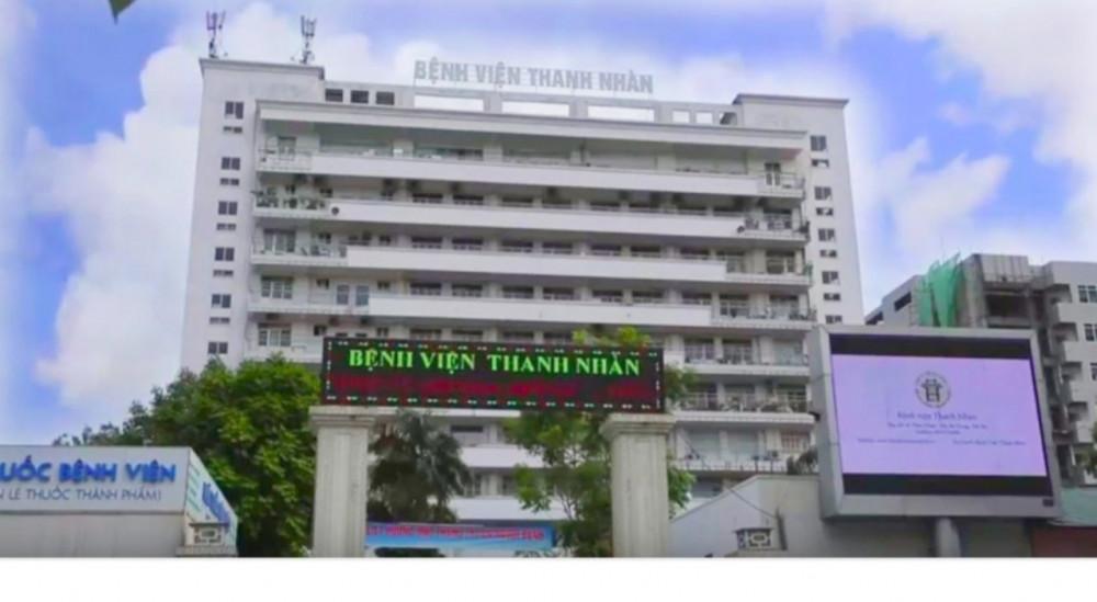 Nhân viên y tế Bệnh viện Thanh Nhàn