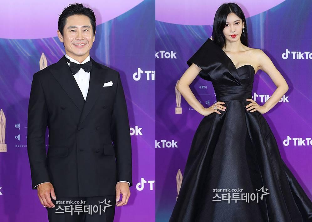 Shin Ha Kyun và Kim So Yeon lần lượt thắng giải Nam/nữ diễn viên chính xuất sắc nhất ở mảng truyền hình.