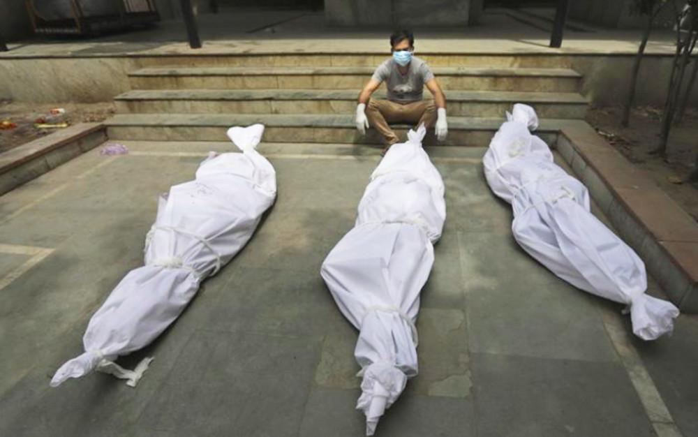 Ấn Độ vẫn là điểm nóng của châu Á khi ca tử vong vẫn ở mức kỷ lục