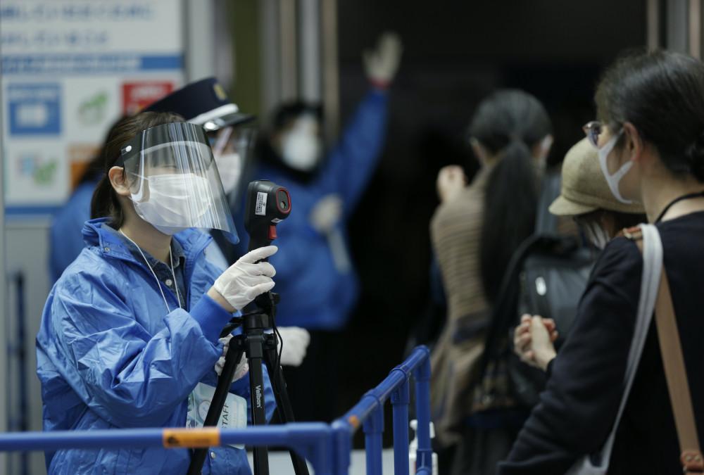 Nhật Bản tăng cường xét nghiệm COVID-19 khi dịch bệnh tiếp tục lây lan rộng rãi.