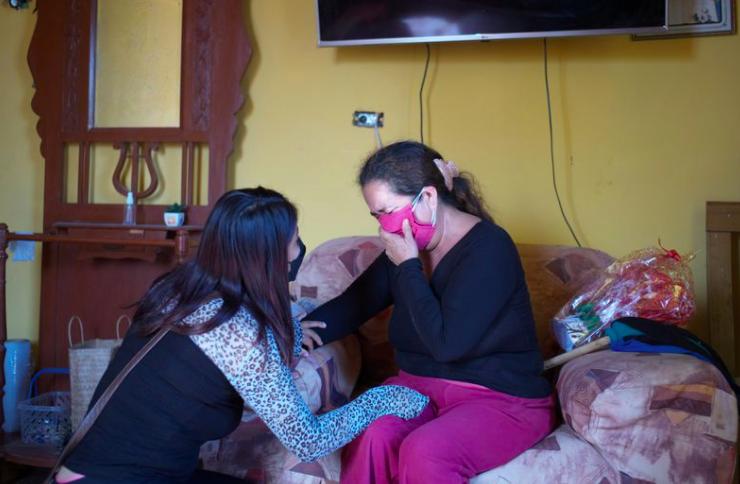 Đối nghèo, dịch bệnh khiến nhiều gia đình rơi vào cùng cực