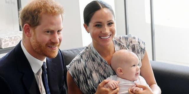 Hoàng tử Harry cho biết anh sợ vợ con mình sẽ phải trải qua những gì mà mẹ anh, Công nương Diana, đã trải qua trong cuộc sống của bà trong gia đình Hoàng gia - Ảnh: Getty Images