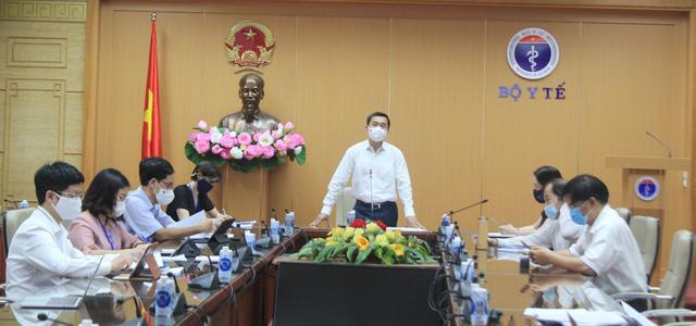 Thứ trưởng Trần Văn Thuấn