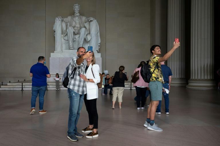 Sự lạc quan của Martin được thúc đẩy khi lượng khách du lịch đến từ châu Á và châu Mỹ Latinh ngày càng tăng - Ảnh: AFP