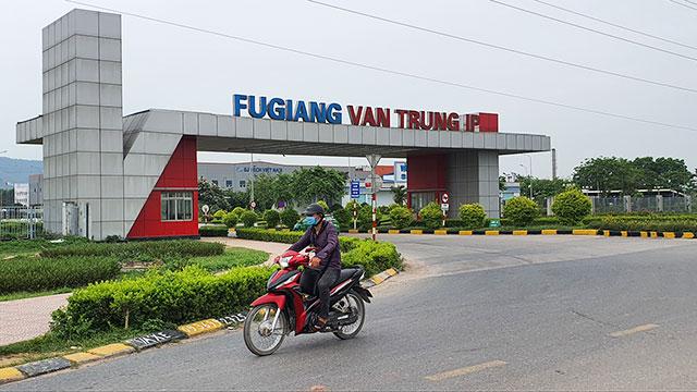 Khu công nghiệp Vân Trung (Bắc Giang)