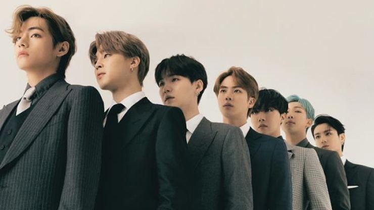BTS chuẩn bị ra mắt đĩa đơn Butter.